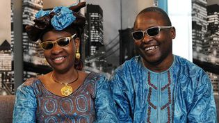 Amadou et Mariam  (Lydie/Sipa)