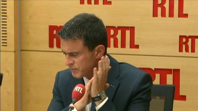 """VIDEO. Vol Egyptair : """"Aucune hypothèse ne peut être écartée"""", déclare Manuel Valls"""