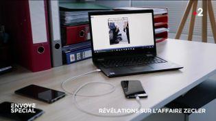 Envoyé spécial. Révélations sur l'affaire Zecler (ENVOYÉ SPÉCIAL  / FRANCE 2)