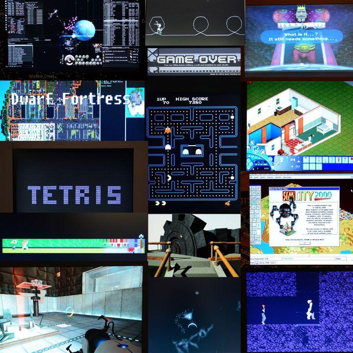 Les 14 jeux vidéo exposés au Musée d'Art Moderne de New York (MoMA)  (EMMANUEL DUNAND / AFP)