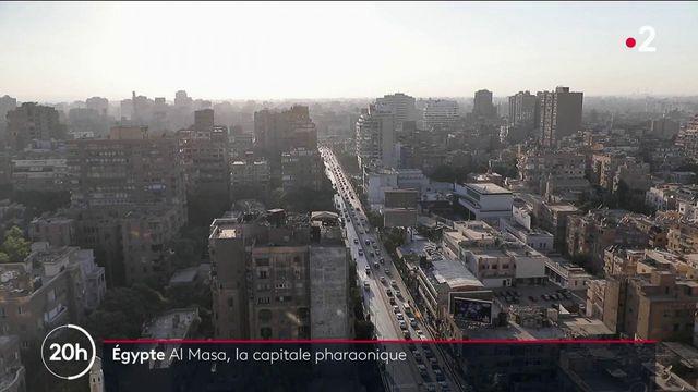 Égypte : Al Masa, une nouvelle capitale en pleine construction