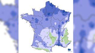 """L'espérance de vie gagnée en l'absence de pollution """"anthropique"""", selon la dernière étude de Santé publique France. (SANTE PUBLIQUE FRANCE)"""