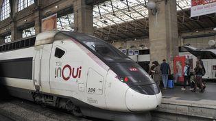 La ligne perturbée par les orages du 2 juillet 2019 est notamment empruntée par les TGV Paris-Milan. (SERGE ATTAL / ONLY FRANCE / AFP)