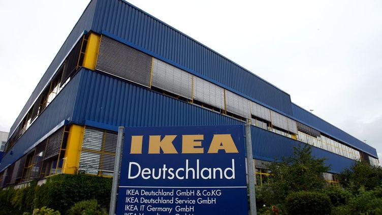 Le géant suédois du meuble entend se lancer dans l'immobilier et construire un quartier entier à Hambourg, en Allemagne. (ALEX GRIMM / REUTERS)