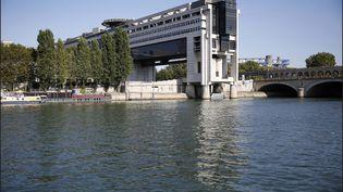 Le ministère des Finances, à Bercy (Paris), le 2 septembre 2018. (LUC NOBOUT / MAXPPP)
