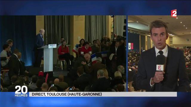 Meeting d'Alain Juppé : une offensive assurée