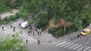 Bandes (FRANCEINFO)