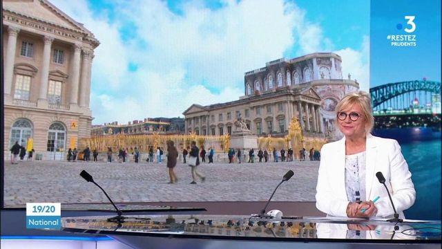 Patrimoine : le château de Versailles retrouve son public