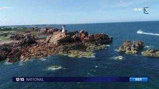 France 3 vous propose de découvrir l'archipel de Bréhat (Côtes-d'Armor), en Bretagne nord, au large de Paimpol, où la nature est intacte. (FRANCE 3)