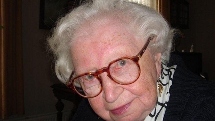 Miep Gies, une Juste, aurait fêté ses 101 ans le 15 février (AFP)