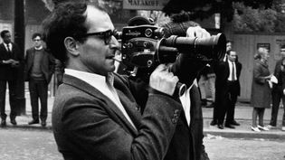 Jean-Luc Godard en 1960  (Keyston Pictures USA / Zumapress / MaxPPP)