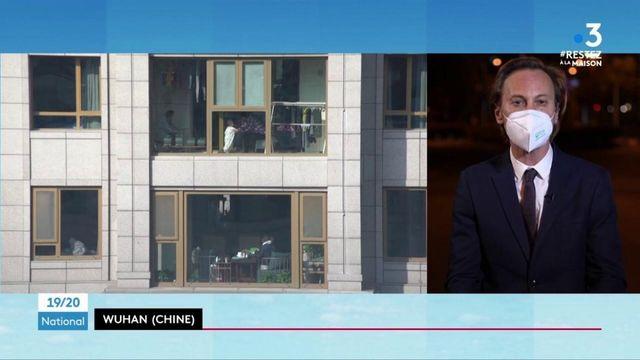A Wuhan, pas de nouvelles contaminations