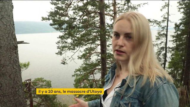 Norvège : 10 ans après le massacre d'Utoya, les souvenirs restent gravés dans la mémoire