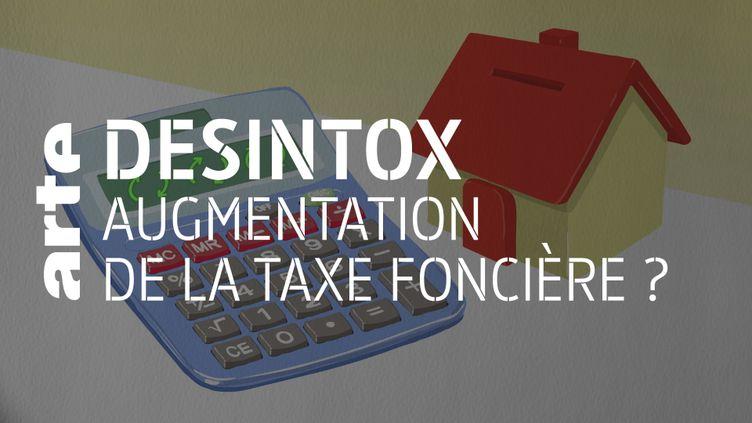 Non, la taxe foncière ne va pas être multipliée par 7 (ARTE/LIBÉRATION/2P2L)