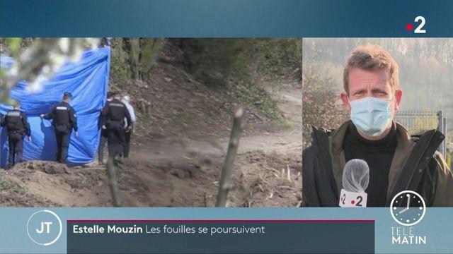 Disparition d'Estelle Mouzin: les fouilles vont reprendre dans les Ardennes