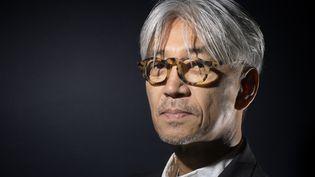 Ryuichi Sakamoto à Paris le 30 juin 2016  (Joël Saget / AFP)