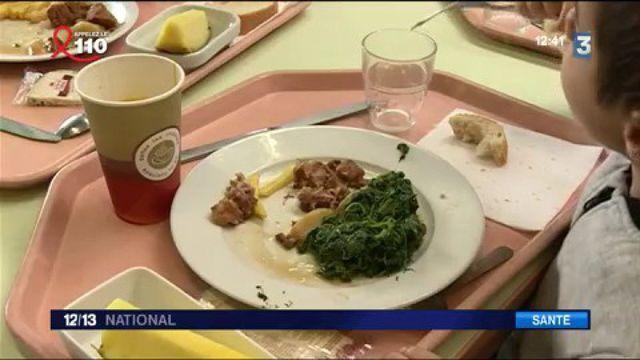 Santé: Limoges réduit le sel dans les plats des cantines