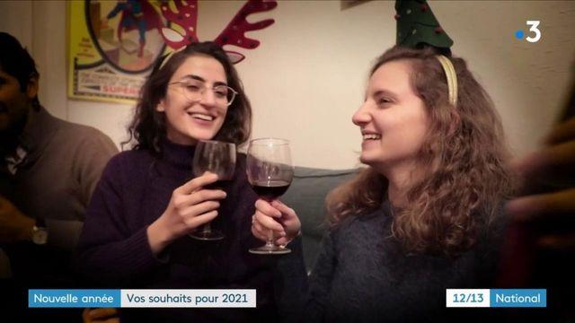 Nouvel An : les souhaits des Français pour 2021