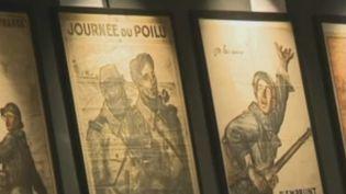 Depuis l'âge de 12 ans, Frédéric Faure n'a eu de cesse de récolter les traces de la guerre de 14-18. (FRANCE 2)