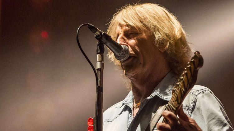 Rick Parfitt, guitariste de Status Quo (2016)  (LDD/ZJOG/WENN.COM/SIPA)