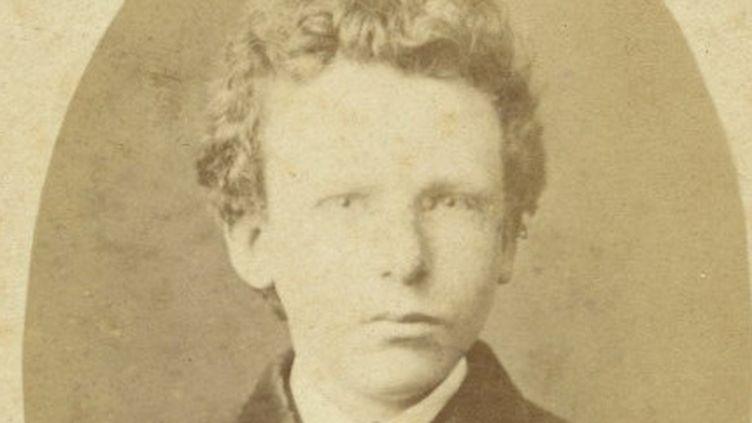 Photos de Théo Van Gogh à 15 longtemps crue comme étant un portrait de Vincent  (HO / VAN GOGH MUSEUM AMSTERDAM / AFP)