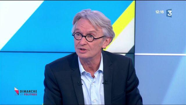 Jean-Claude Mailly et la CGT