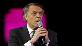 Salvatore Adamo en concert au Chili (2012)  (AFP)