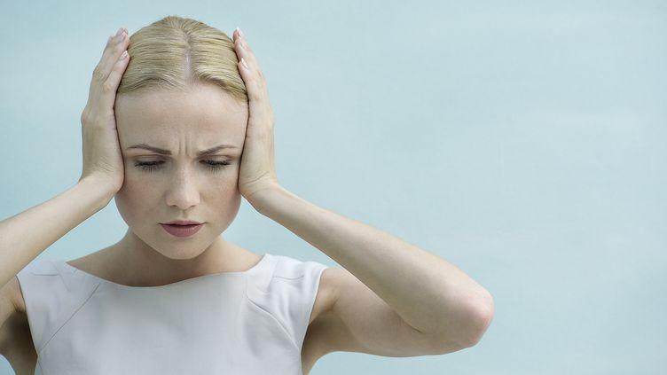 12 septembre : journéeeuropéenne d'action contre la migraine, une maladie très invalidante.(illustration) (MAXPPP)