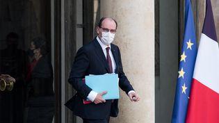 Le Premier ministre, Jean Castex qui avait annoncé la suspension desliaisons aériennesentre le Brésil et la France jusqu'au 19 avril, a prolongé la mesure jusqu'au 23 avril inclus. (ANDREA SAVORANI NERI / NURPHOTO / AFP)