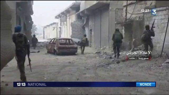 Syrie : l'ONU accuse le régime de Bachar Al-Assad de créer une crise humanitaire