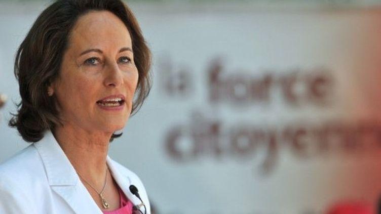 L'ancienne candidate à la primaire socialiste, Ségolène Royal (PS) (AFP - Alain Jocard)