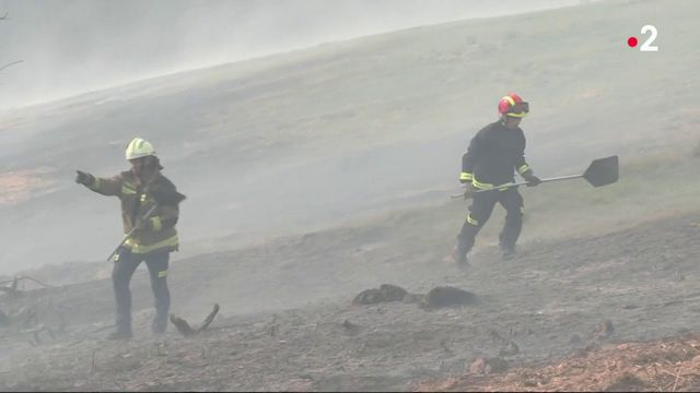 Espagne : les incendies ne faiblissent pas