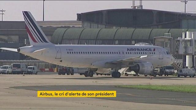 En grande difficulté, Airbus joue sa survie