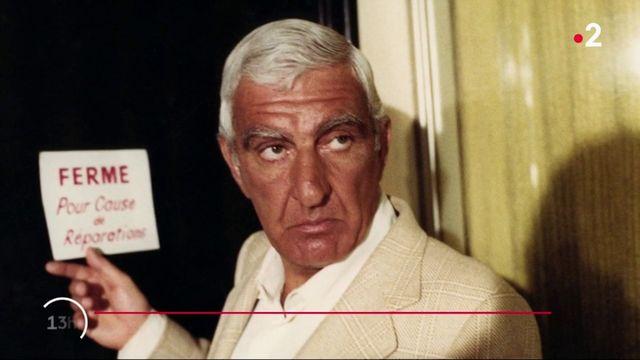 Cinéma : Charles Gérard, comparse de Jean-Paul Belmondo, est mort à 96 ans