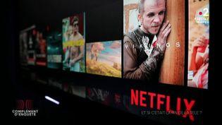 Complément d'enquête. Netflix va-t-il tuer la télé ? (COMPLÉMENT D'ENQUÊTE/FRANCE 2)