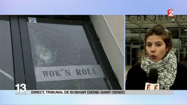 """Violences urbaines à Aulnay-sous-Bois : """"Six mois de prison ferme pour deux des six majeurs jugés"""""""