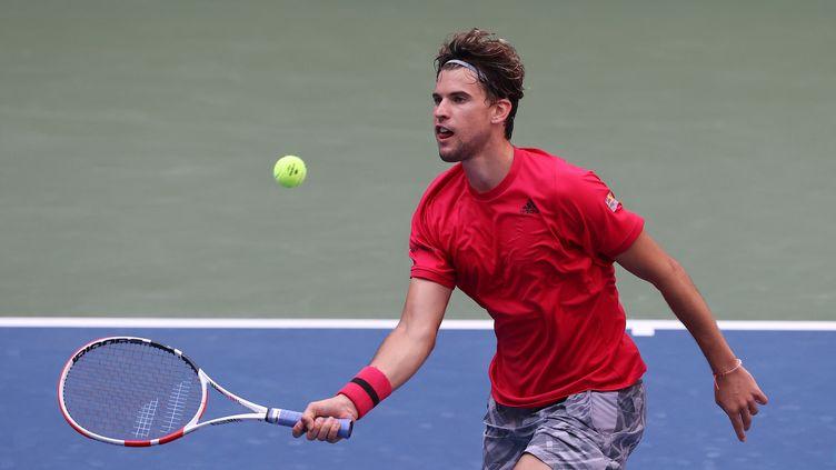 L'Autrichien Dominic Thiem, troisième au classement ATP (AL BELLO / GETTY IMAGES NORTH AMERICA)
