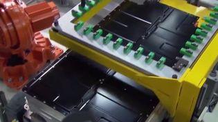 Batteries électriques (FRANCE 3)