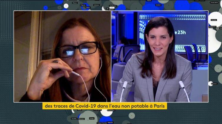 Anne Souyris (FRANCEINFO)