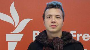 Biélorussie : un avion détourné, un militant anti-régime à son bord (France 2)