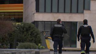 Paris : vive émotion après le passage à tabac d'un collégien (Capture d'écran France 2)
