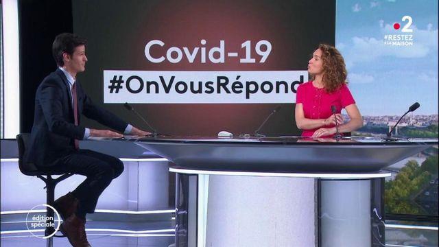 Coronavirus : stationnement, personnes en situation d'handicap... Les questions des internautes via #OnVousRépond