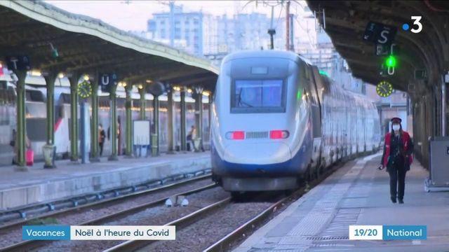 Vacances de Noël :grands départs partout en France