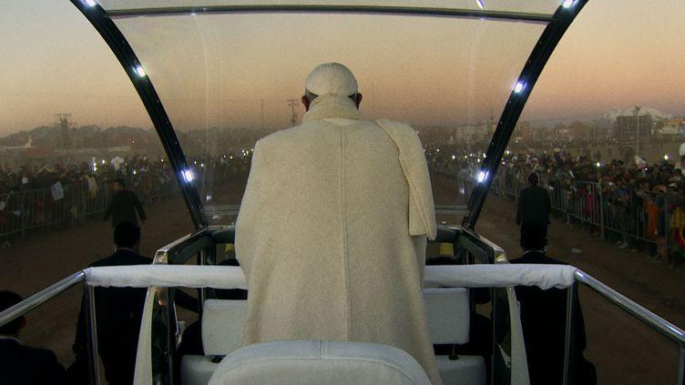 """""""Le pape François : un homme de parole"""" de Wim Wenders  (PFAMOHW-Wenders)"""
