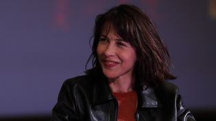 L'actrice Sophie Marceau le 14 avril 2019 à Pekin (SONG FAN / IMAGINECHINA)