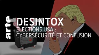 États-Unis : non, les machines de vote Dominion n'ont pas été piratées. (ARTE/2P2L)
