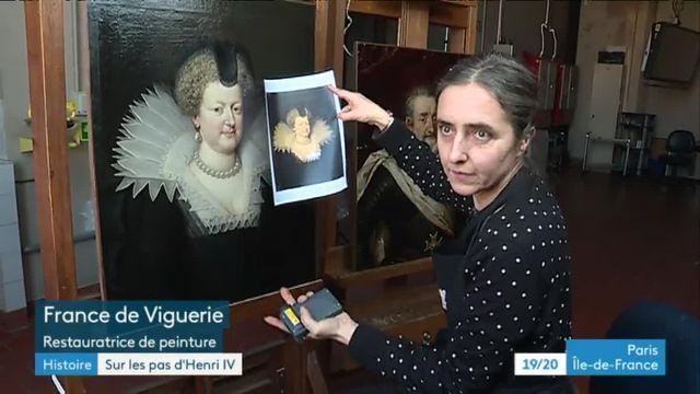 La future exposition Henri IV