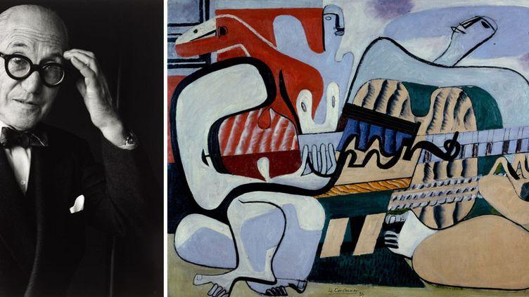 L œuvre De Le Corbusier A La Mesure Du Corps Au Centre Pompidou