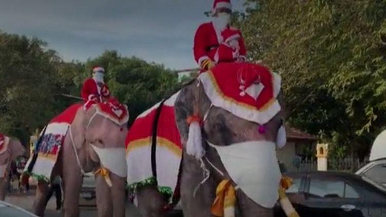 Noël Thaïlande (FRANCEINFO)