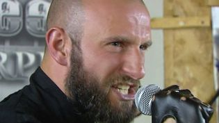 Laurent Fabisz avant le Hellfest  (France 3 / Culturebox)
